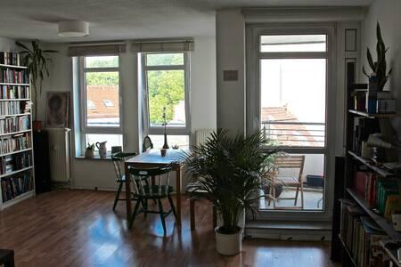Zimmer im szenigen Schanzenviertel - Amburgo - Appartamento