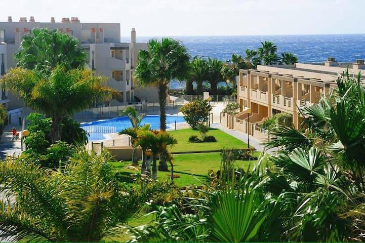 DUPLEX con vistas al mar y Teide. - Santa Cruz de Tenerife - Lakás