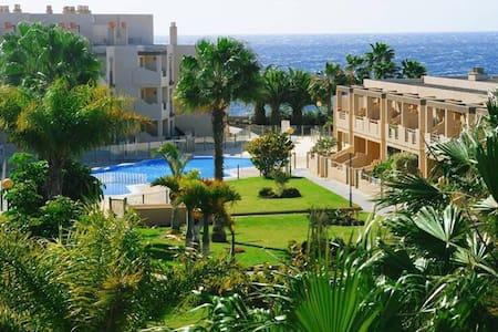 DUPLEX con vistas al mar y Teide. - Santa Cruz de Tenerife