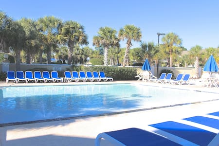 Plantation Resort-204C3 - Myrtle Beach - Villa
