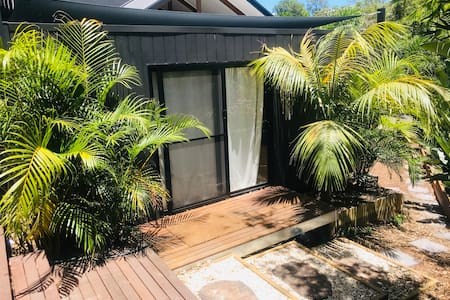 Balinese Studio heart of Byron Bay