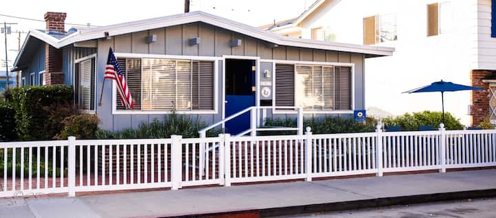 MontValMar Cottage-Balboa Island-SLP13051/TOT 10%
