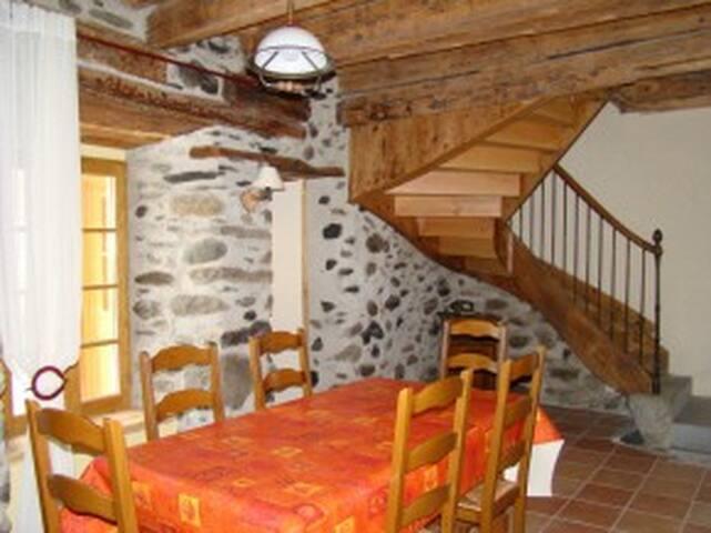 La maison d'Aimée - Vielle Aure - Rumah