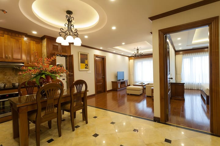 Two Bedroom Suite near Old Quarter - Nguyễn Trung Trực - Apartament