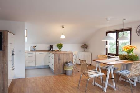 Dachwohnung in Mainz nahe Uni 3-ZKB - Lägenhet