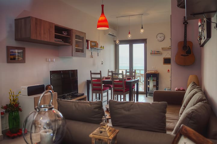 Luxury Apartment with sea view - Messina - Apartment