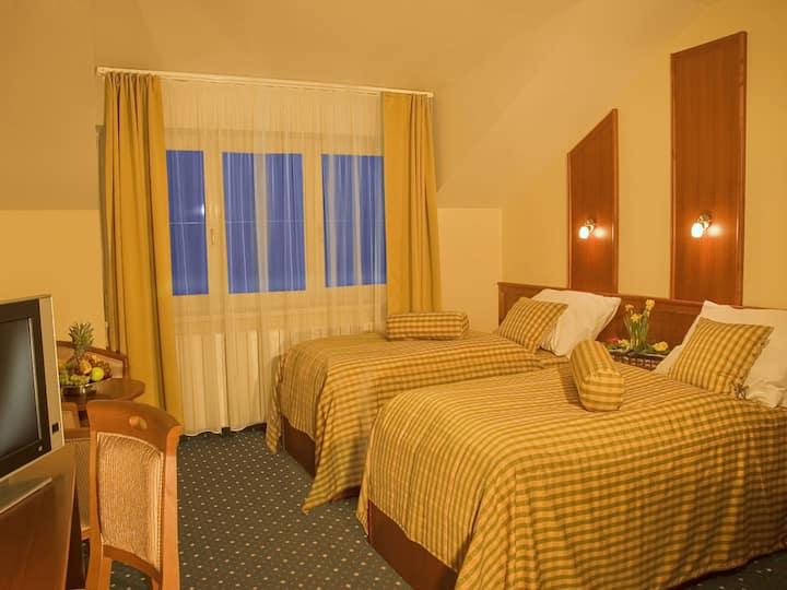 Primavera Hotel & Congress Centre, (Pilsen), Doppelzimmer Superior, 25qm
