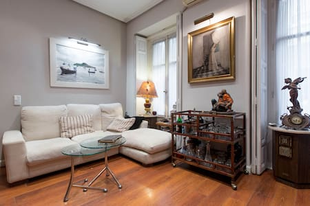 Apartment in center of Madrid for one/two persons - Madrid - Apartemen