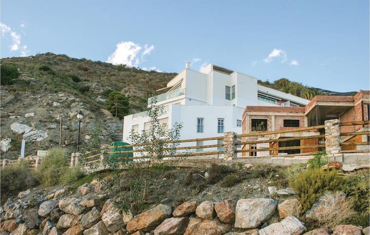 Stunning home in Casarones with 1 Bedrooms