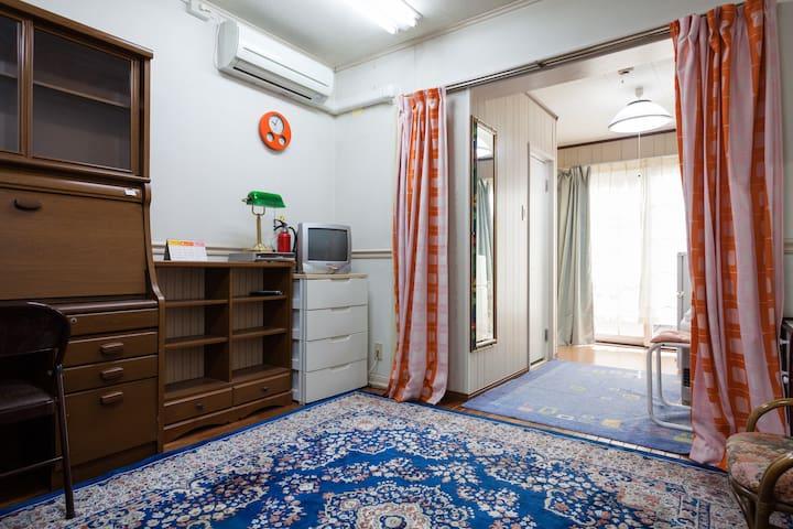 Enjoy Life at your Tokyo home! - Machida - Bed & Breakfast