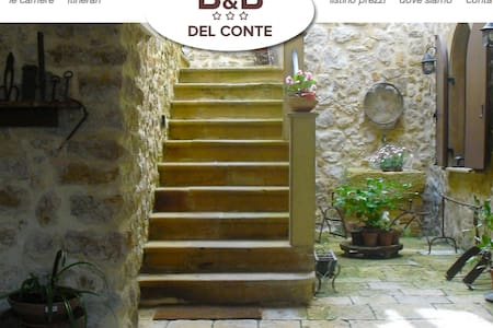 Old Sicilian Style - Calascibetta - Bed & Breakfast