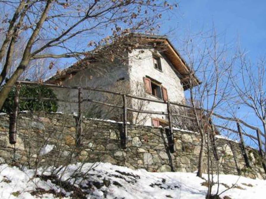 Casa Alfonso ist auch im Winter eine Reise wert.