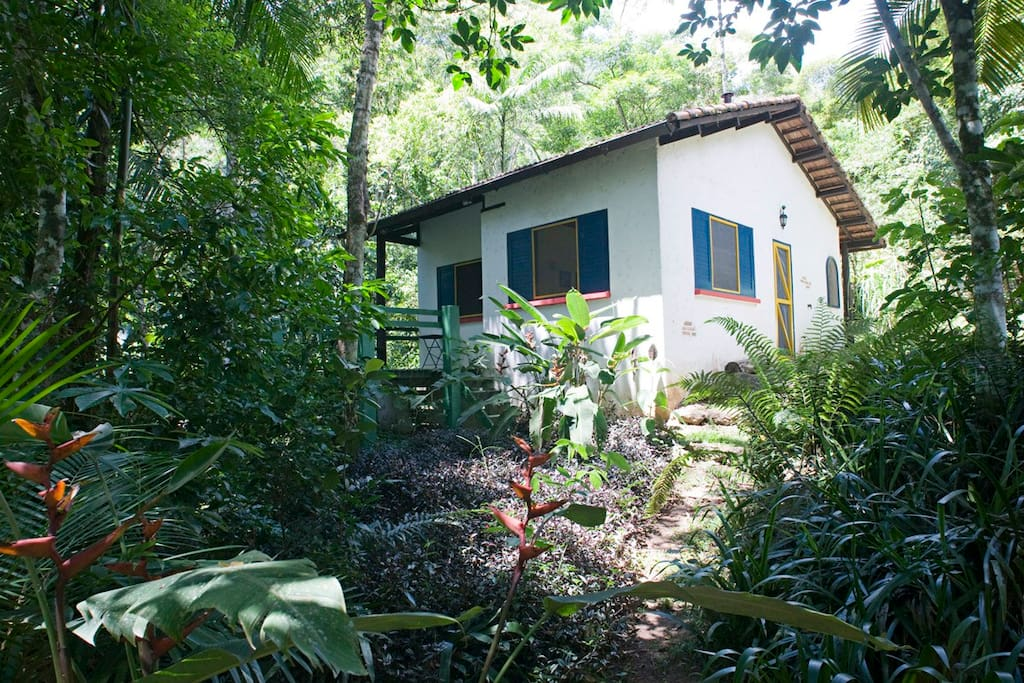 The Cottage at Sitio Namaste.