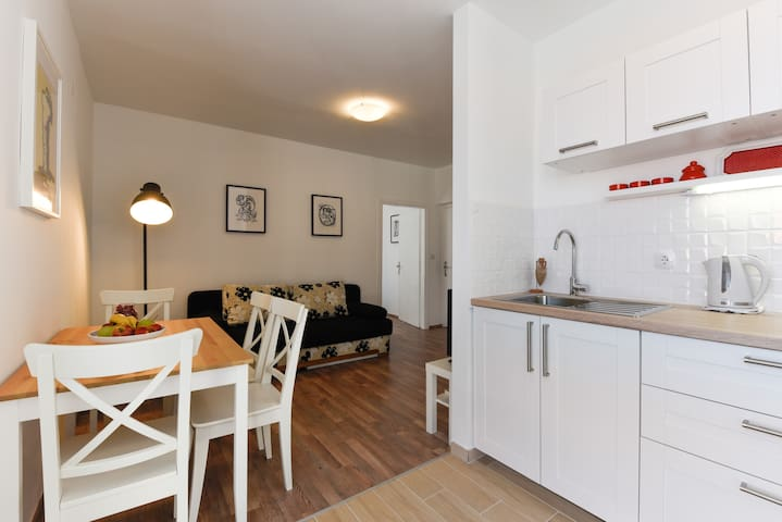 ★Modern&Spacious apartment in the❤️of Old Town★