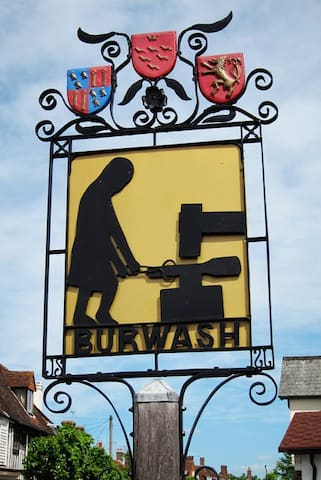Guidebook for Burwash and surrounding area