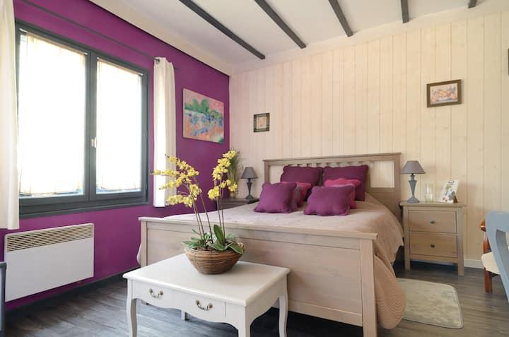 Aix en Pvce  .Chambre privée dans mas provençal.
