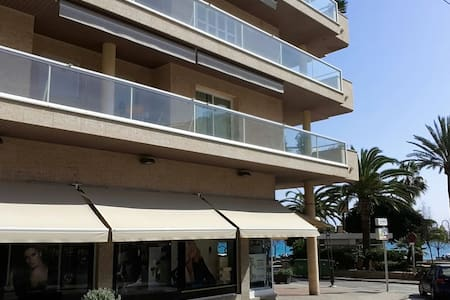 Luxury beach front Apt. Mallorca - Appartement