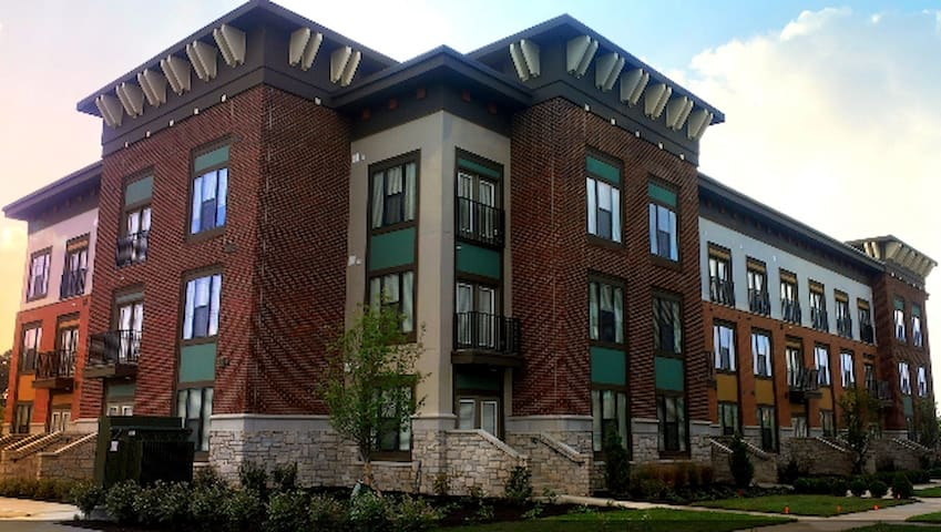 1BR/1BA at Blvd@Oakley Station - Cincinnati - Apartamento