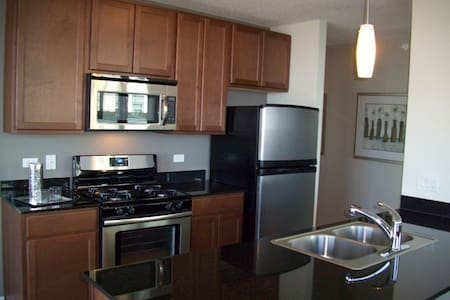 Downtown Studio- Central Chicago!