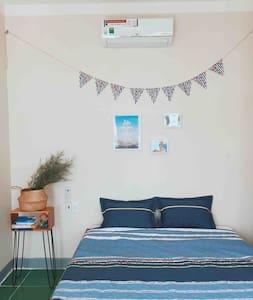 Kontum Home Sweet Homestay - Double Room