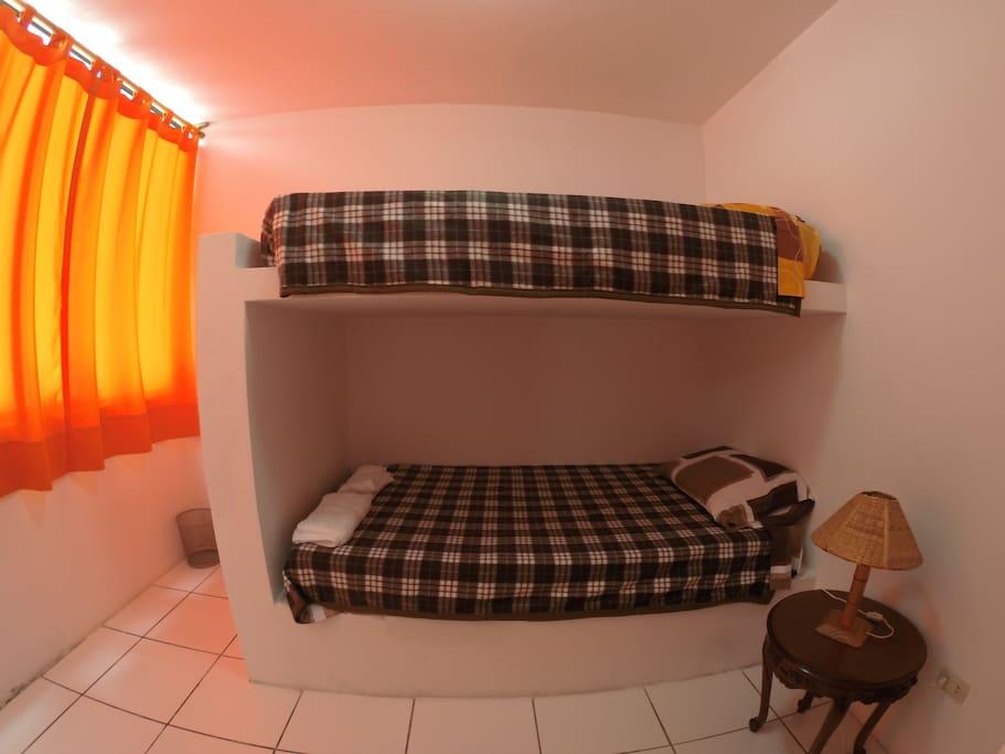 Habitacion Bunk Bed