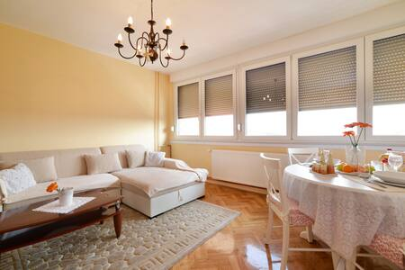 Romantic accommodation nearby lake - Zagreb