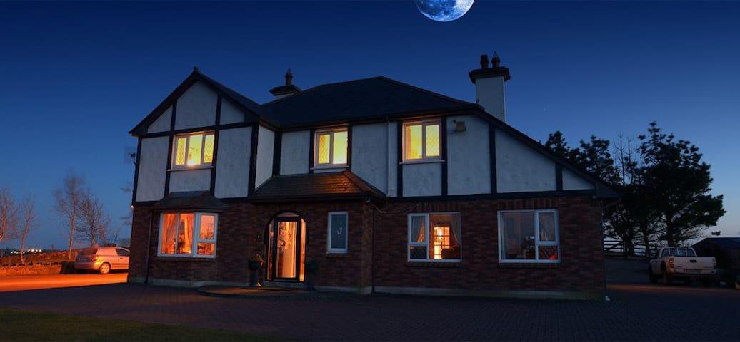 Drumshinnagh Country House  B & B - castlebar - Bed & Breakfast