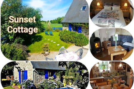 Romantic Escape in rural Bretagne /Jugon les Lacs