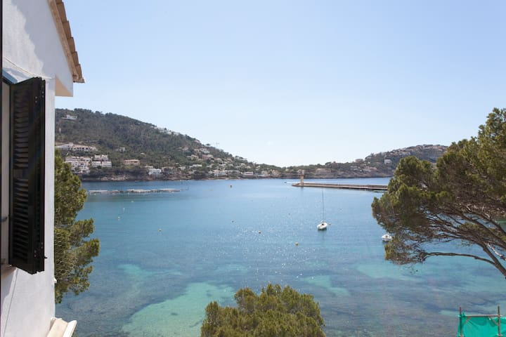 MODERN FLAT - Private Sea Access - Port d'Andratx - Apartment