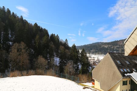Cozy apartment in the Black Forest - Todtmoos - Flat