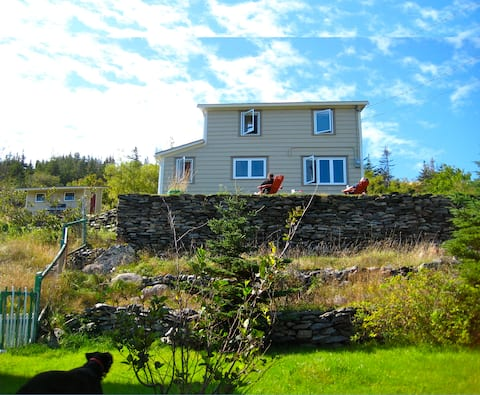 Restored Oceanview Retreat