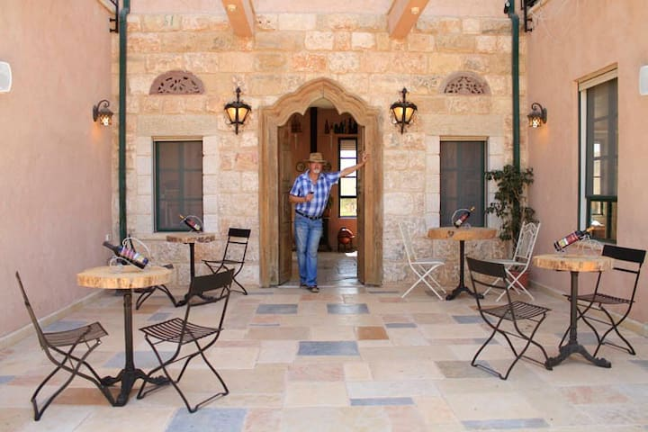 Charming room in a Boutique winery - Kefar kisch - Casa de camp