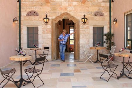 Charming room in a Boutique winery - Kefar kisch - Villa