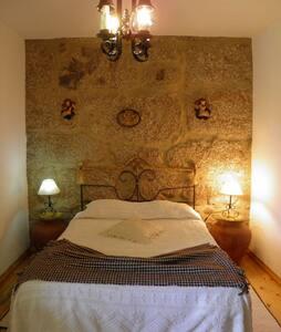 Quinta Formosa - Quarto Verde (cama Queen) - Vale Formoso