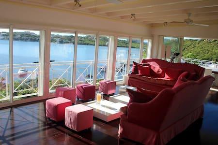 Villa Grand View 3 bedrooms & Pool - Les Terres Basses - Villa