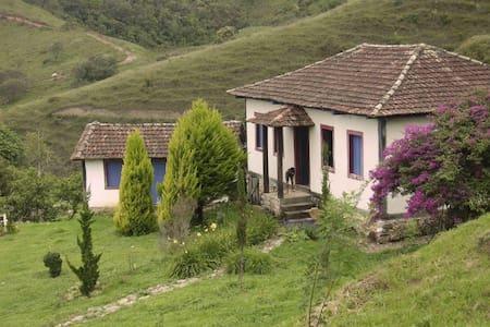 Sitio no Alto da Mantiqueira - Chalet