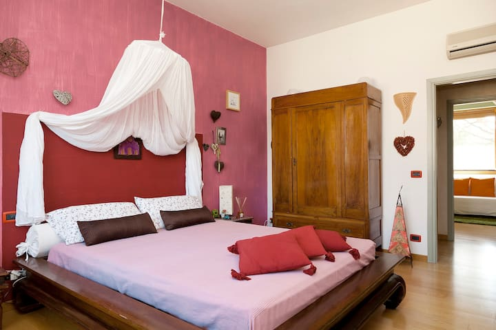 Cozy apartment near Florence  - loc. Sieci (Pontassieve) - Pis