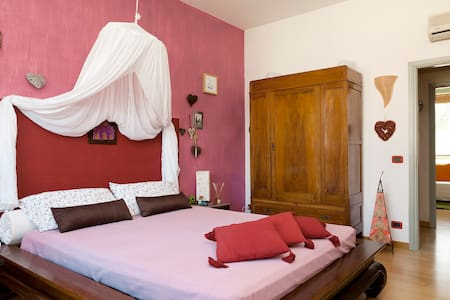 Cozy apartment near Florence  - loc. Sieci (Pontassieve) - อพาร์ทเมนท์