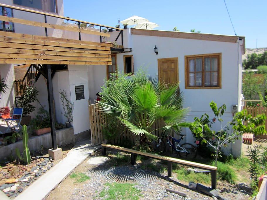 Casa hostal el faro habitaci n con ba o privado albergues en alquiler en caldera atacama - Apartamentos en el algarve ...