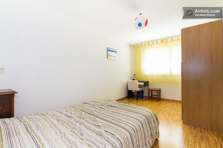 private room+bathroom near EPFL  - Ecublens - Apartamento