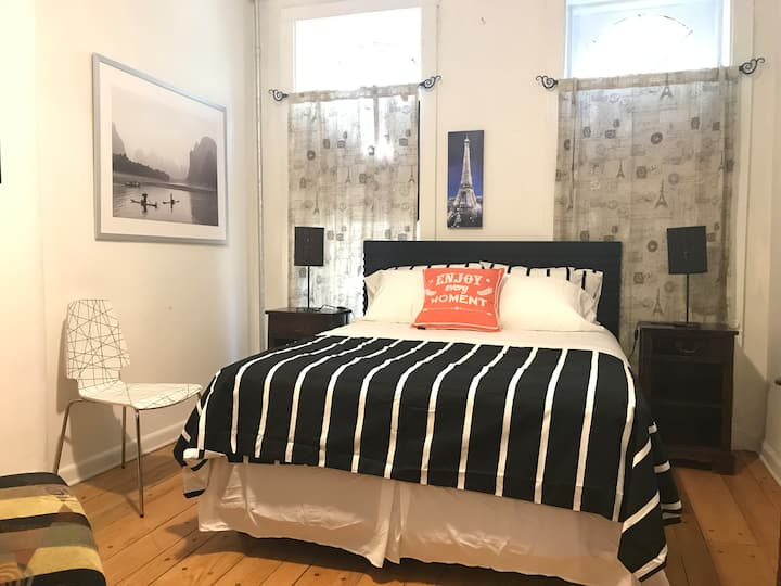BED-STUY BRILLIANCE - Cozy/Spacious Private Room