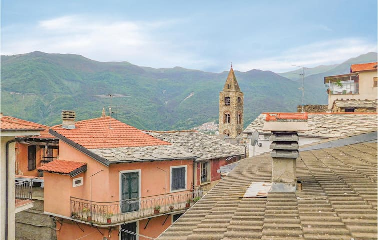 Holiday apartment with 1 bedroom on 45m² in Cosio d'Arroscia