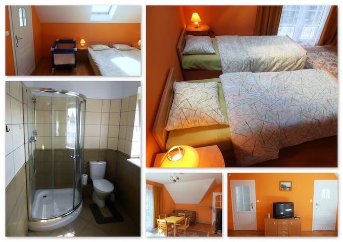 Energetyczna Pomarańcza - Lubiatowo - Casa