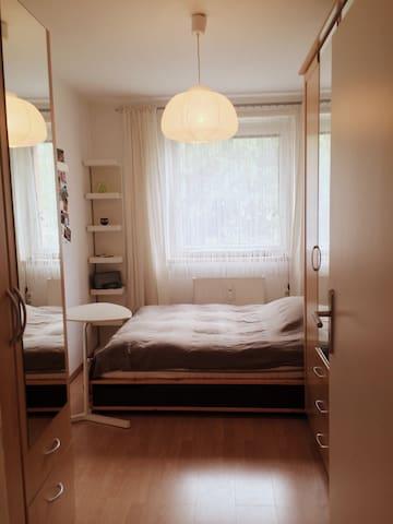 Gemütliches Zimmer - cozy room - Dachau - Huoneisto