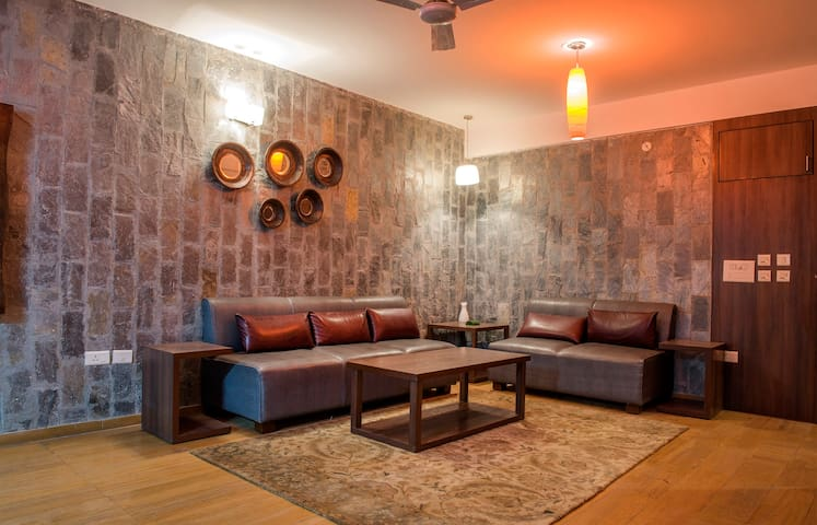 well furnished freindly apartment - Jaipur - Apartment