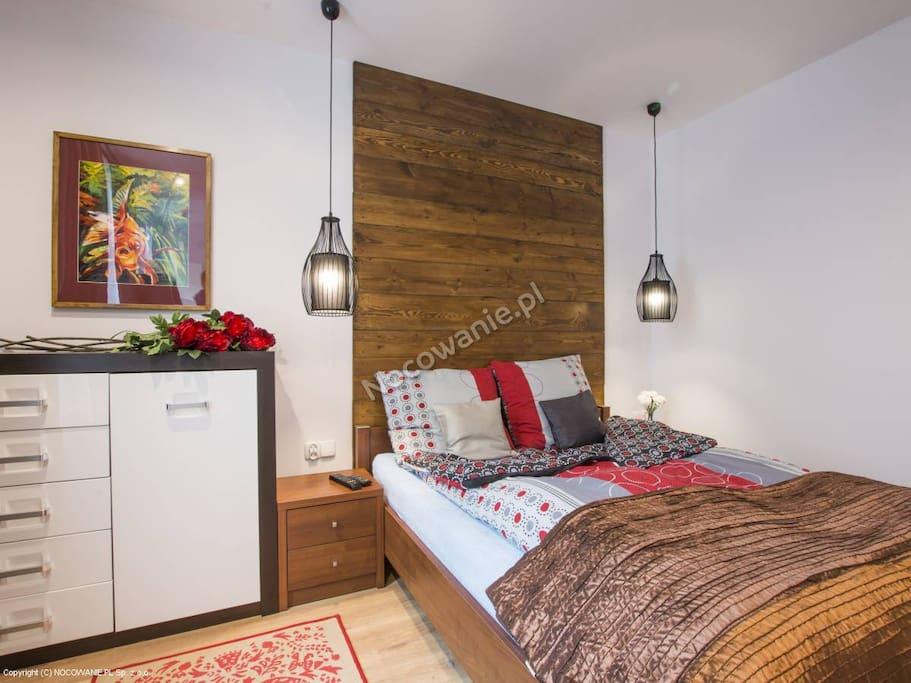 Sypialnia 1  Dębowa