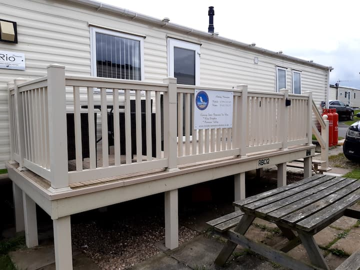 Primrose Valley Holiday Park Pine Ridge E5