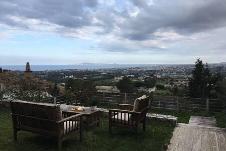 Luxurious modern sea view villa - Heraklion