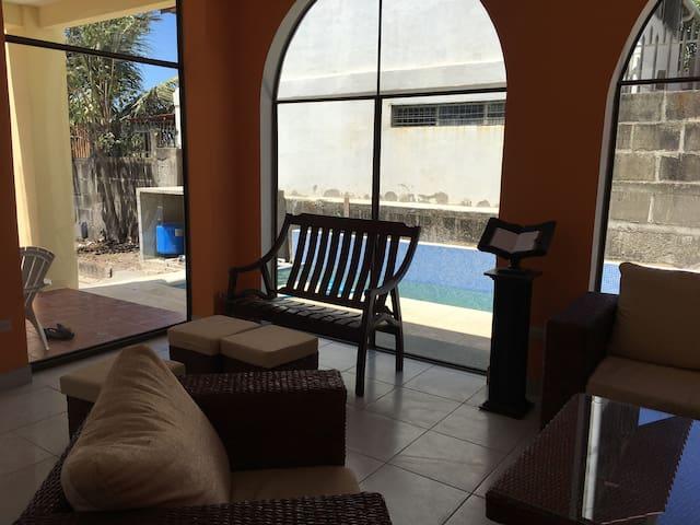 Casa St. James - Masachapa, Nicaragua - Beachfront