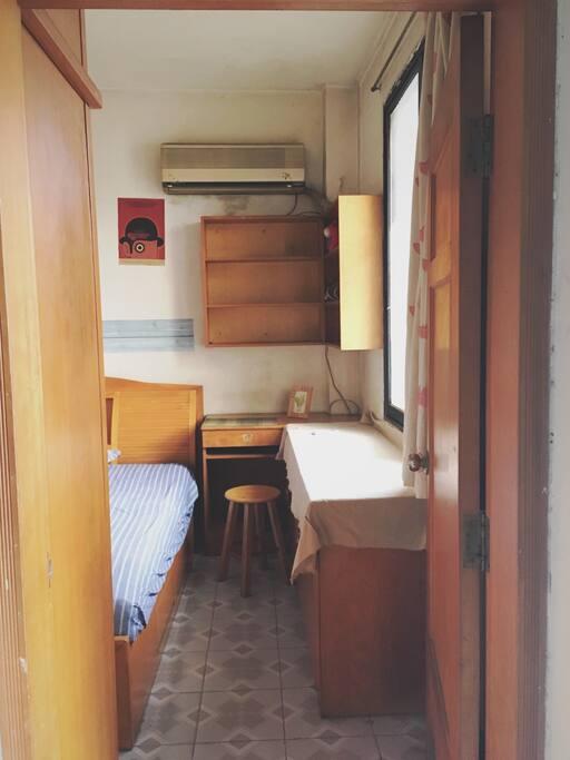 这个 就是你的房间
